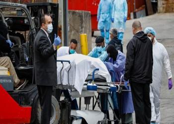 وفيات كورونا في أمريكا تقترب من 100 ألف