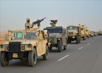 مصادر: حملة عسكرية للجيش المصري في سيناء بمشاركة البدو