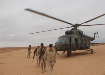 إصابة طائرة عراقية بنيران تنظيم الدولة غربي البلاد
