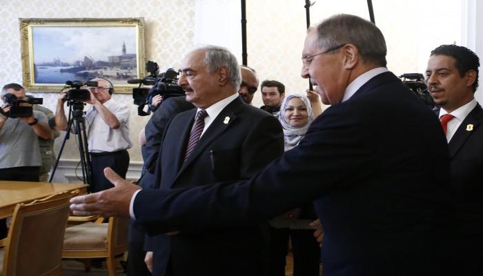 روسيا تؤيد وقفا فوريا لإطلاق النار في ليبيا وبدء محادثات