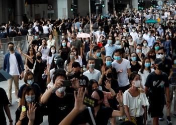 واشنطن تدرس فرض عقوبات على مسؤولين وشركات بالصين بسبب هونج كونج