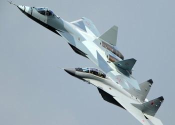مقاتلتان روسيتان تعترضان بشكل خطير طائرة استطلاع أمريكية فوق المتوسط