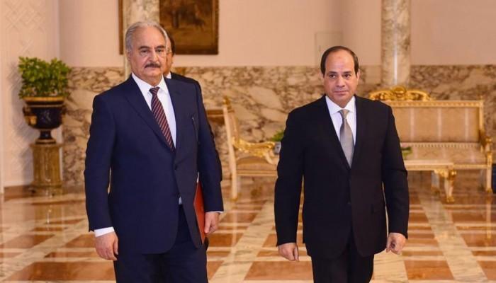 فاتورة باهظة.. ما الذي خسرته مصر بسبب دعمها لحفتر؟