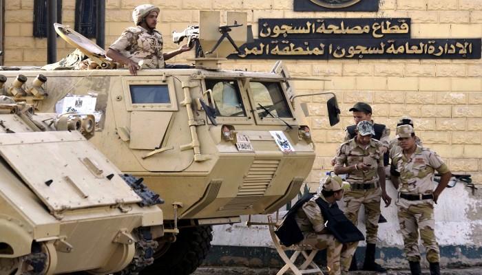 مصر.. 24 معتقلا يواجهون خطر الموت بكورونا (منظمة)