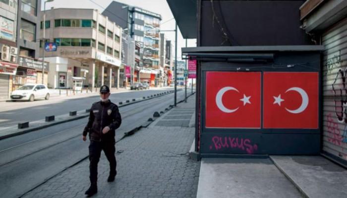 حظر تجوال السبت والأحد بـ15 ولاية ومدينة تركية