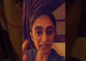 الكويتية ريم الشمري: المصريون أوسخ جالية وخدامين لنا