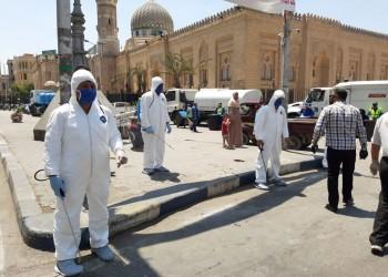 أول صلاة جمعة في مصر منذ إغلاق المساجد