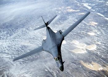 مقاتلات روسية تعترض قاذفات أمريكية فوق البحر الأسود والبلطيق