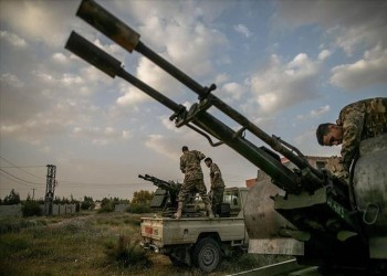 قوات الوفاق تسيطر على حي الكايخ جنوبي طرابلس