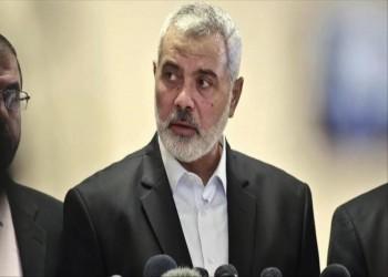 هنية يحذر إسرائيل ويطالب ملك الأردن وقادة العرب بالتدخل