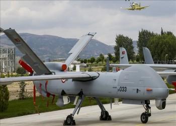 تركيا الثانية عالميا في استخدام الطائرات المسيرة
