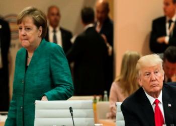 ميركل ترفض دعوة ترامب لحضور G7 في واشنطن