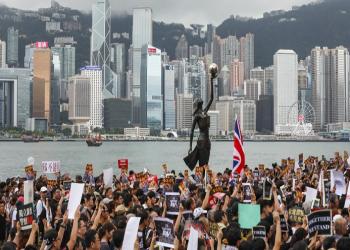 بريطانيا مستعدة لمنح جنسيتها إلى 3 ملايين من هونج كونج