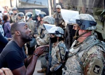البنتاجون يوجه الشرطة العسكرية بالتمركز في مينيابوليس