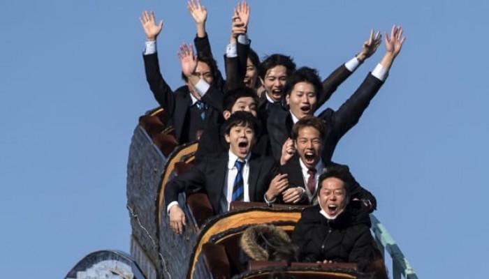 مدن الملاهي باليابان تطلب من الزوار عدم الصراخ للوقاية من كورونا