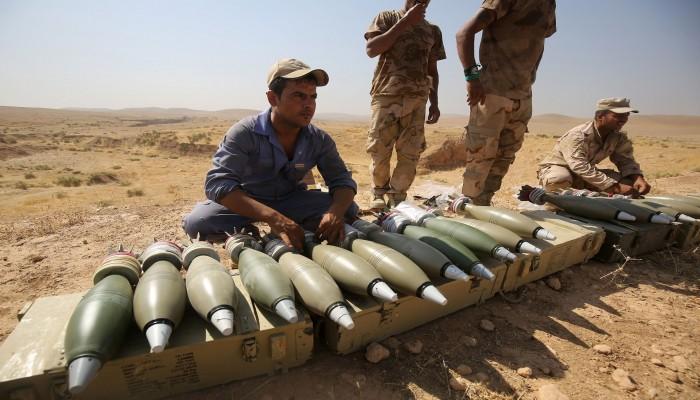 معضلة تجارة الأسلحة في الشرق الأوسط