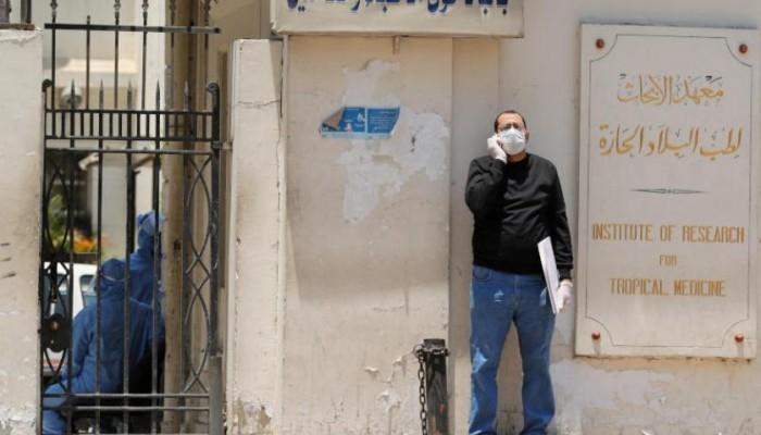 إصابات ووفيات كورونا في مصر تسجل رقما قياسيا جديدا