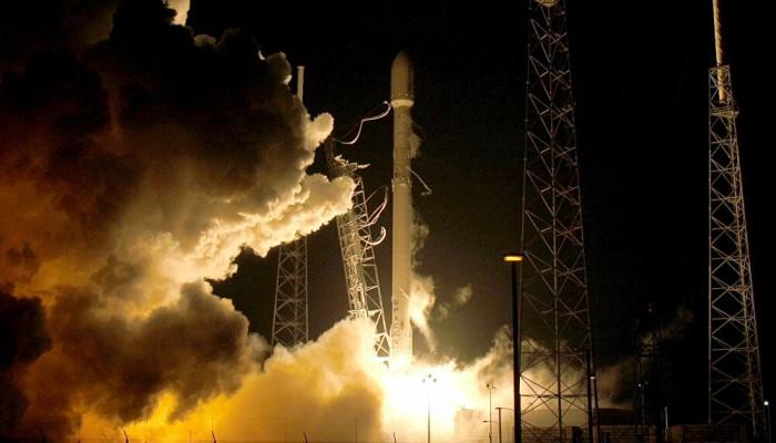 انطلاق أول رحلة أمريكية مأهولة للفضاء منذ 2011