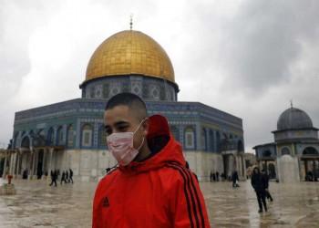 لحظات مهيبة لإعادة فتح المسجد الأقصى أمام المصلين بعد إغلاق كورونا