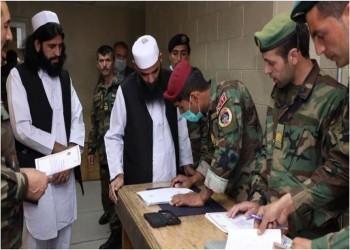 الإفراج عن دفعة جديدة من عناصر طالبان بأفغانستان