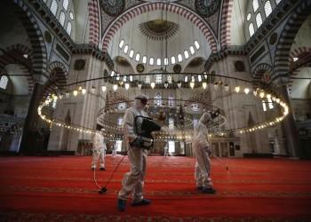 إصابات تركيا تنخفض تحت حاجز الألف للمرة الأولى منذ مارس