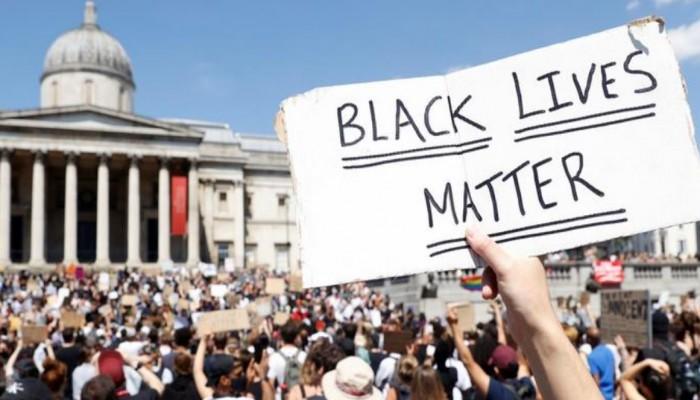 مظاهرات في لندن وبرلين احتجاجا على مقتل الأمريكي جورج فلويد