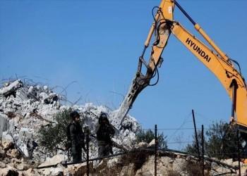 (إسرائيل) تعتزم هدم 200 منشأة لفلسطينيين في القدس