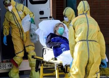 أكثر من 104 آلاف إصابة بكورونا في أمريكا