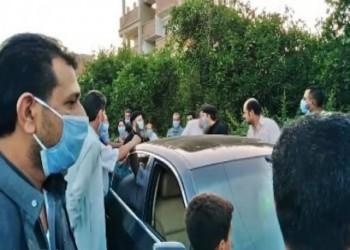 اعتقال 15 مسيحيا بمصر.. تظاهروا لمعرفة مكان ابنتهم التي أسلمت