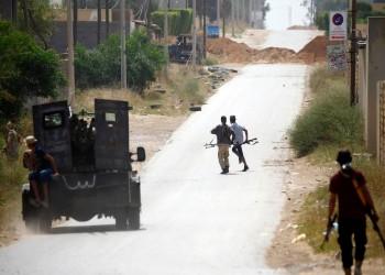 قوات الوفاق تتوعد بسحق المتمردين بعد سقوط مدينة الأصابعة