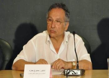 إصابة المعارض المصري ممدوح حمزة بفيروس كورونا