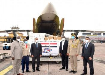 مصر ترسل مساعدات طبية للكونغو وزامبيا