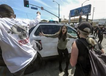 حاكم نيويورك: فخور باعتقال ابنتي باحتجاجات جورج فلويد (فيديو)