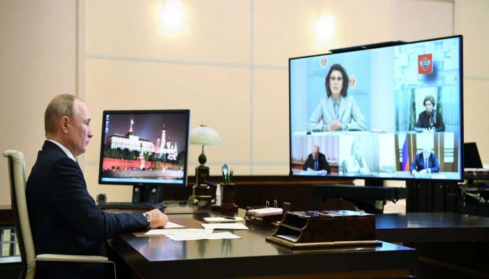 التصويت على تعديلات الدستور بروسيا أول يوليو