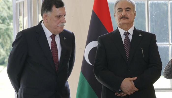 الأمم المتحدة تعلن عودة مباحثات وقف إطلاق النار في ليبيا