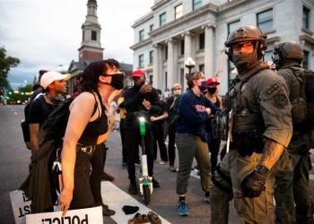 ترامب يهدد بنشر الجيش للسيطرة على احتجاجات الشوارع