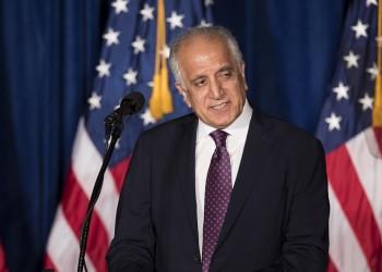 تفاؤل أمريكي بإجراء محادثات سلام بين الحكومة الأفغانية وطالبان