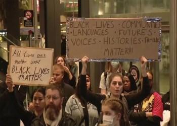 خارجية ألمانيا: احتجاجات أمريكا السلمية أكثر من مشروعة