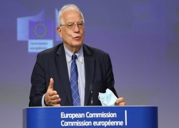 الاتحاد الأوروبي يأسف لاستخدام مفرط للقوة ضد متظاهري أمريكا