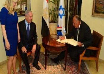 مصر تحذر من أي خطوة إسرائيلية لضم أراض بالضفة الغربية