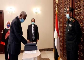 الجنرال ياسين.. وزير دفاع جديد للسودان من خارج عالم السياسة