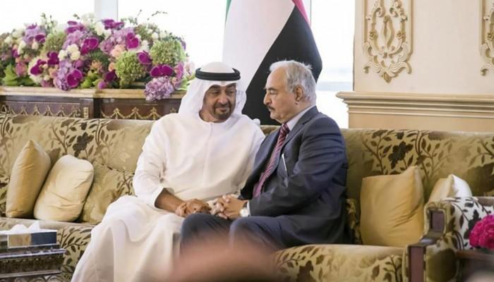 الإمارات ترد على اتهامات حكومة السراج: باطلة ومغلوطة