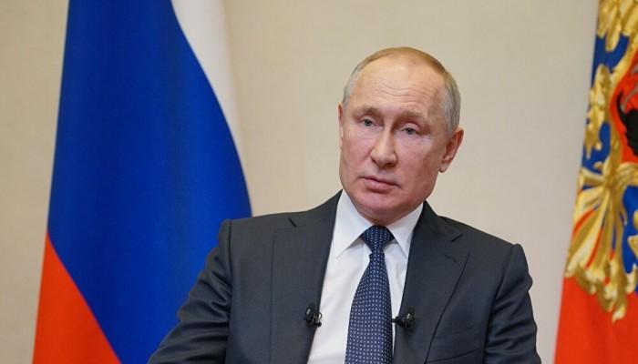بوتين: يمكننا استخدام أسلحة نووية ضد هجوم بأسلحة تقليدية