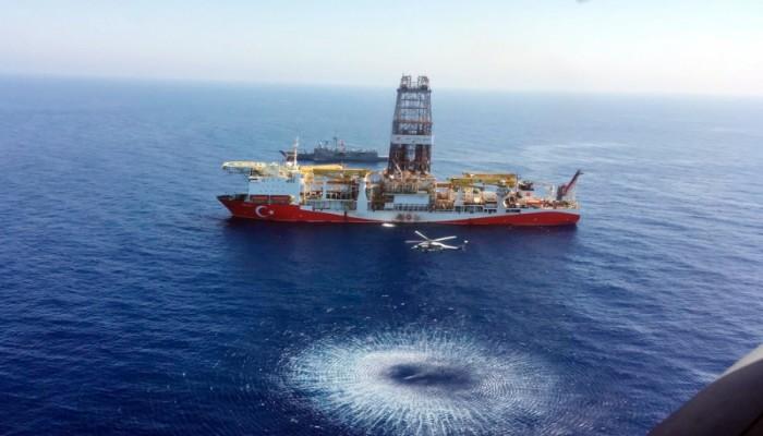 تركيا تنشر خريطة أنشطة التنقيب عن الغاز المرتقبة مع ليبيا