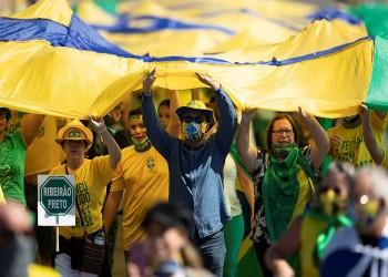 وفيات كورونا في البرازيل تتجاوز الـ30 ألفا