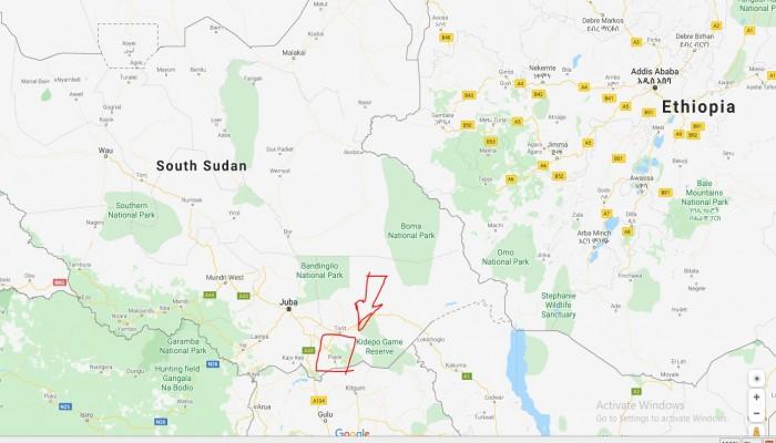 جنوب السودان توافق على بناء قاعدة عسكرية مصرية قرب إثيوبيا