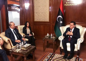 جاويش أوغلو: السراج يزور تركيا لبحث الحل السياسي في ليبيا