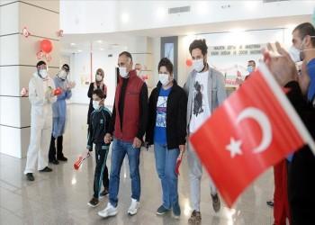عدد المتعافين من كورونا في تركيا يتجاوز 130 ألفا