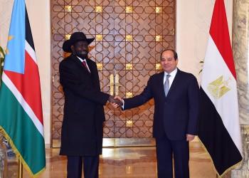 تضارب الأنباء حول إنشاء مصر قاعدة عسكرية في جنوب السودان