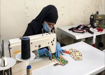 مصر.. الكمامات البدوية سلاح السيناويات في مواجهة كورونا